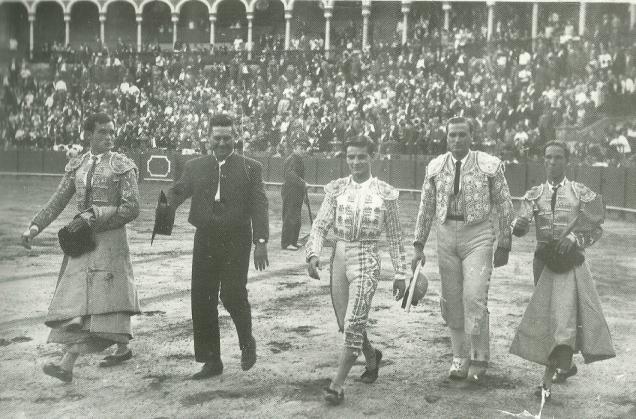 Resultado de imagen de Rafael Astola, novillero